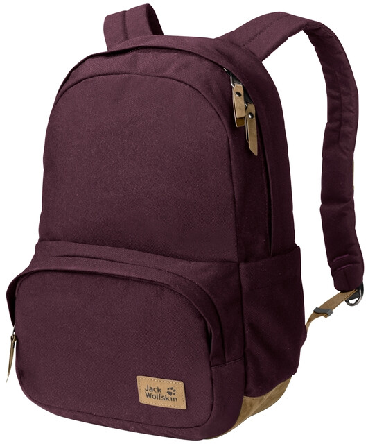 Wolfskin Queensbury Jack Women burgundy Backpack SMpGzjULqV